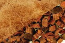 Coir-fibre